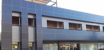 Alucobond Amex Industrial